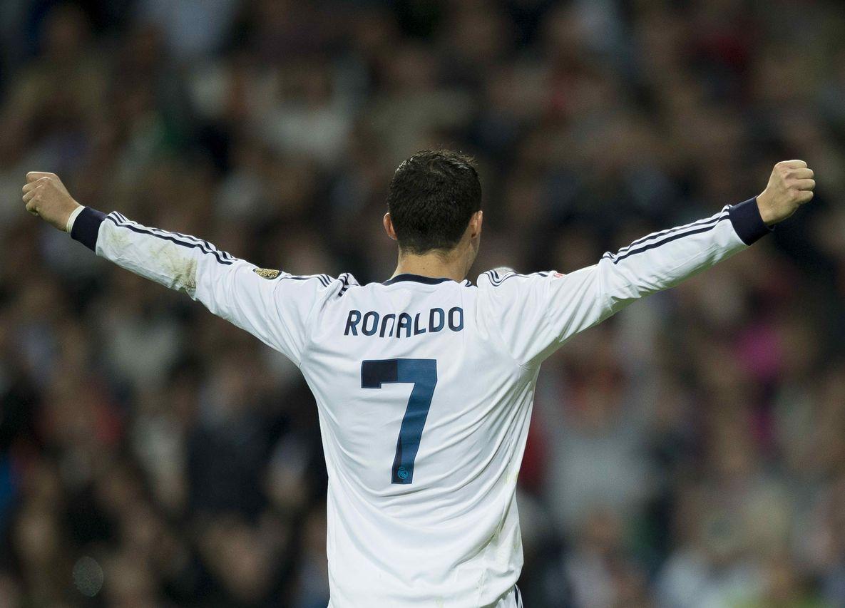 Cristiano Ronaldo Museo de Cera de Madrid