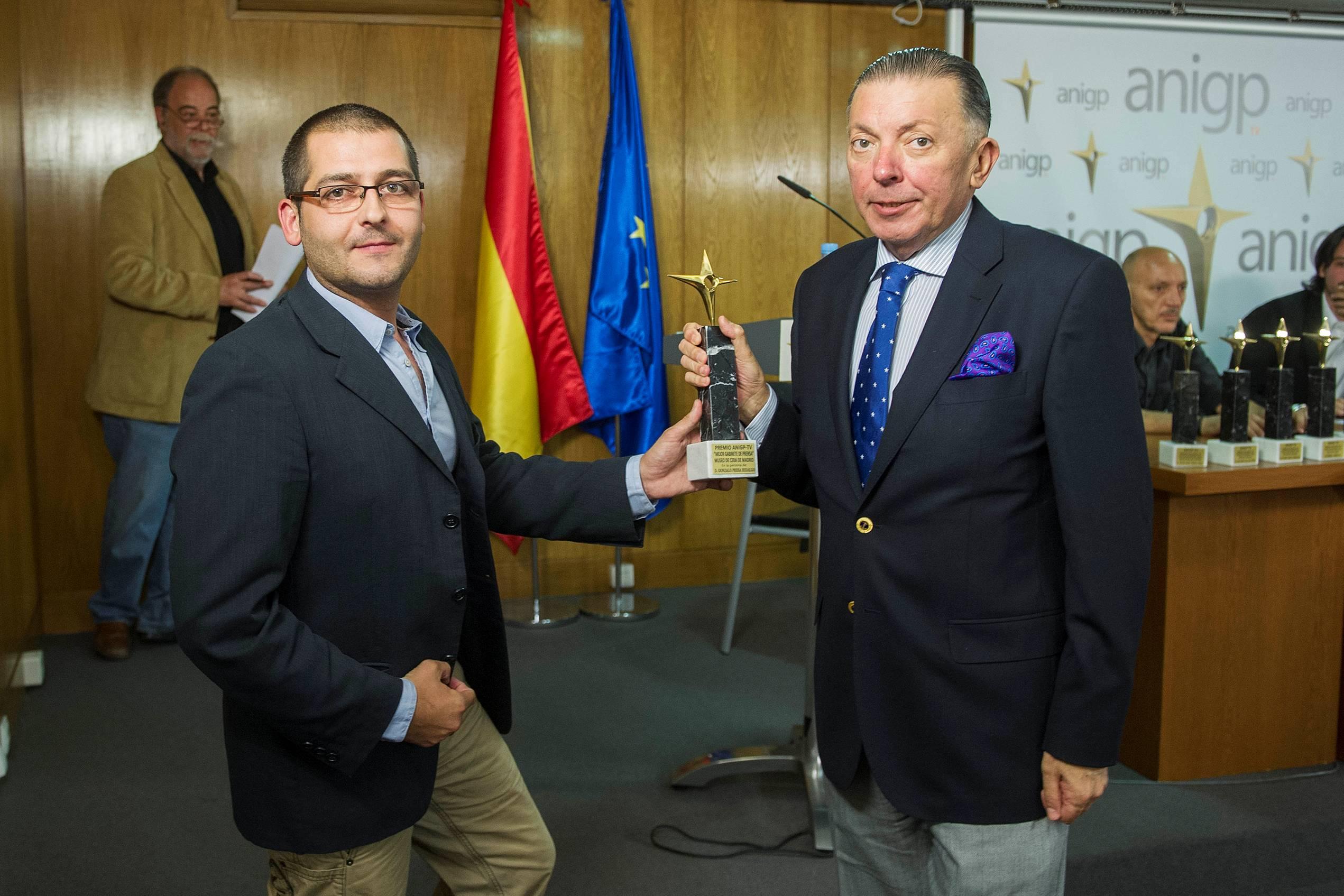 Premio al mejor Gabinete de Prensa